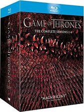 Game of Thrones - Season 1-4 [Blu-ray] Brand New