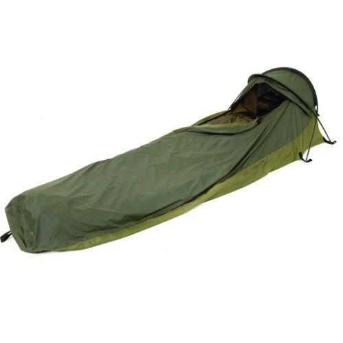 Snugpak STRATOSPHERE 1Man à rayures BIVI SAC bivouac Tente Abri Pêche Bushcraft
