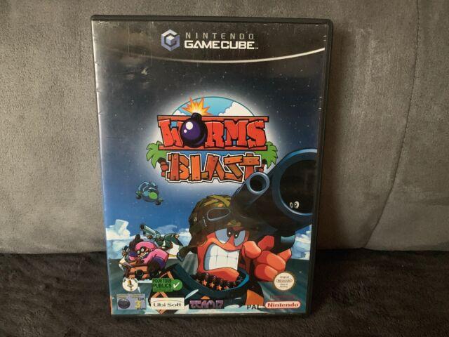 Worms Blast pour Nintendo Gamecube
