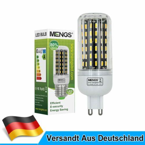 G9 9W LED Lampe SMD Energiesparlampe Stiftsockel Leuchtmittel Licht Brine 220V