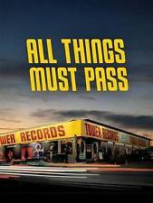 All Things Must Pass (DVD, 2016)