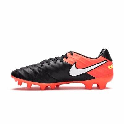 Nike Tiempo Mystic V FG Scarpe Calcio Nero 819236 018   eBay