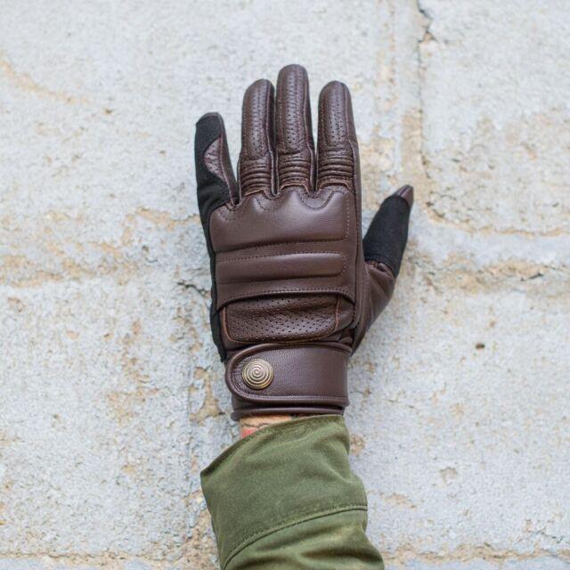 Alpinestars Robinson Leather Gloves #