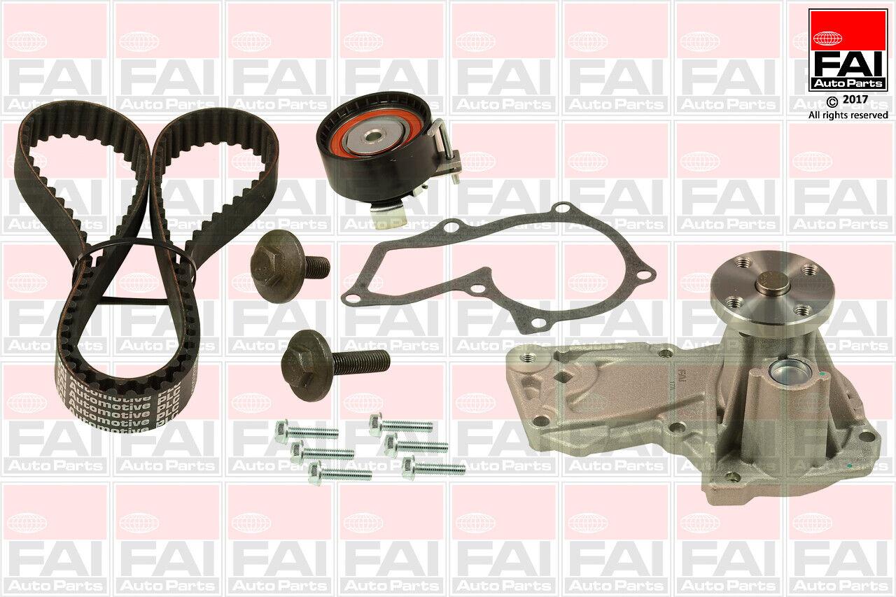 Timing Belt Kit avec pompe à eau TBK177-6409