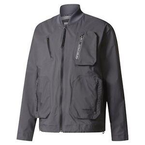 Neuf Manteau Mode Gris Adidas Veste Détails Moderne HOMME sur Utilitaire Nmd Originaux Hiver Iyg7b6Yfv