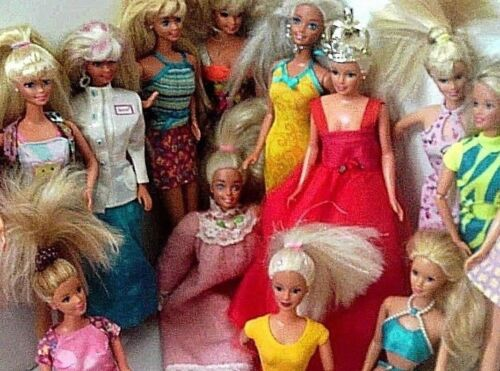 COLLECT BARBIE or TRADITIONAL DRESS DOLLS 1960-2000  click SELECT browse / order