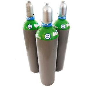 Druckluftflasche-20-l-300-bar-fuer-Paint-Ball-Speicher-Gotcha-Tauchkompressor