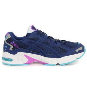 ASICS Men's GEL-Kayano 5 OG Peacoat/Indigo Blue Shoes 1191A149.400 NEW