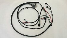 1967 Chevy Pick Up Truck Forward Front Light Wiring Harness with Warning Lights