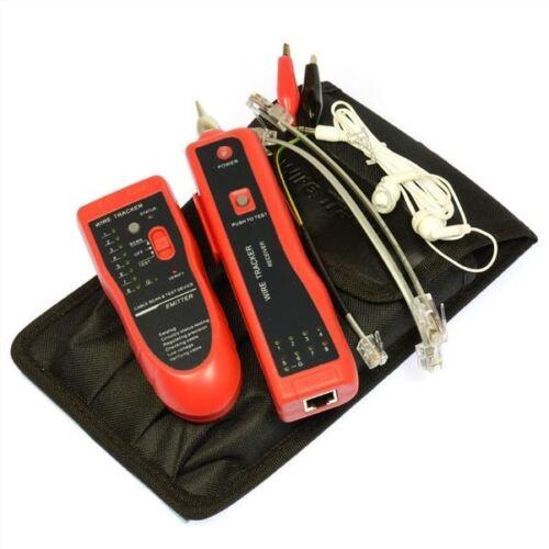 Telefon Telefon RJ45 RJ11 Kabel Tracker Tracer Ethernet Lan Netzwerkkabel Tes ah