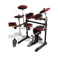 Ddrum Dd1 - Electronic 5-piece Drum Kit With 3 Cymbal Pads