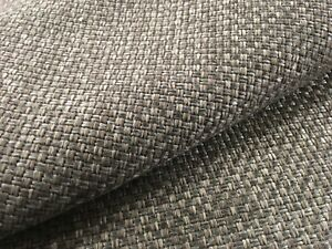 Clarence House Outdoor Tweed Upholstery Fabric Od Oasis Grey 4 65