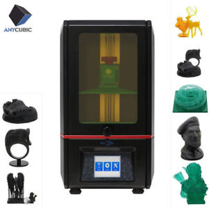 Anycubic Photon 3d Printer Uv Resin Sla Light Cure Lcd Jewelry