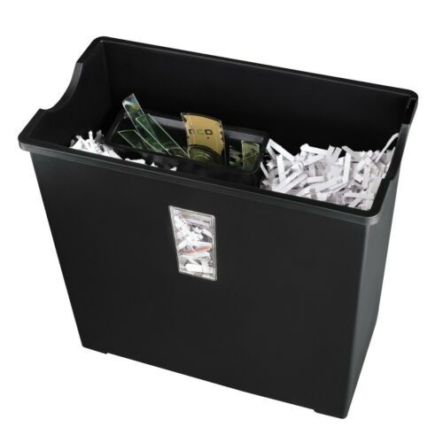 Hama Premium X8CD Aktenvernichter Papierschredder Schredder Reißwolf Shredder
