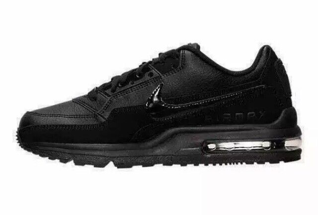 nike air max 2013 leather black gold