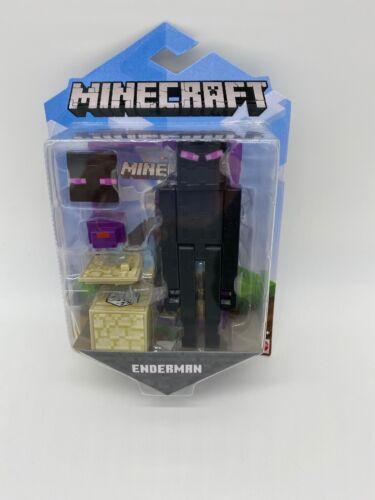 Mattel Minecraft Enderman New