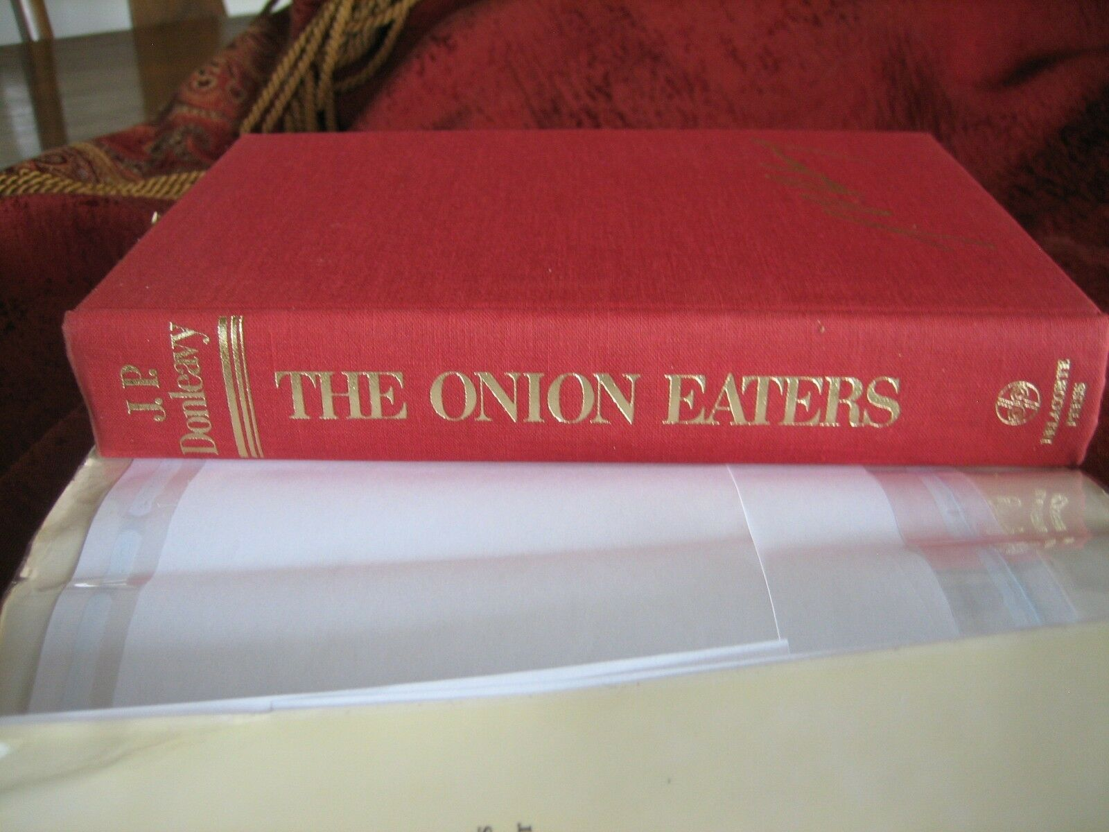 the onion eaters donleavy j p