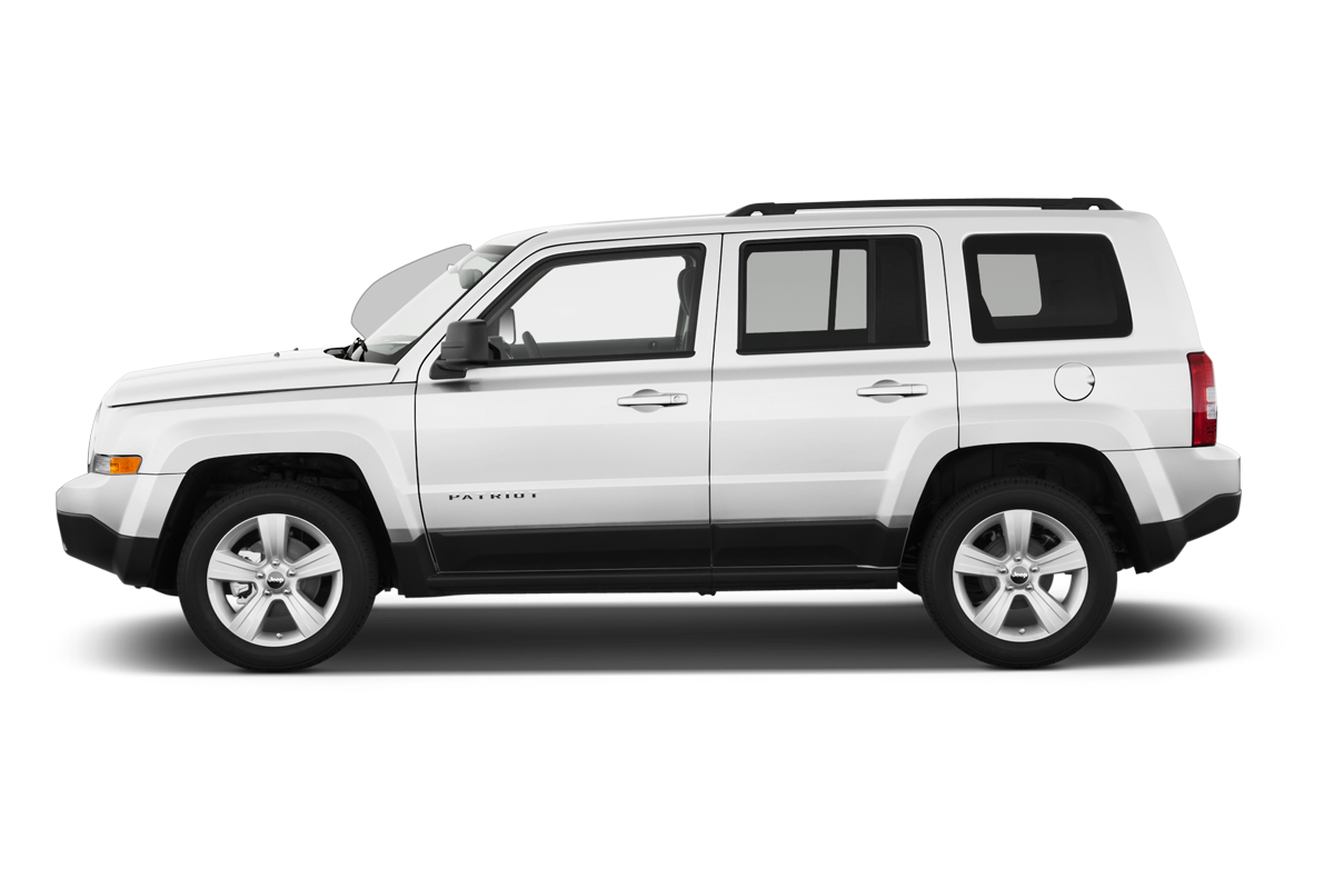 Jeep Patriot side view