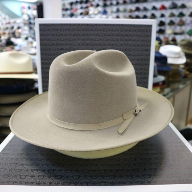 Kleding en accessoires Heren: accessoires TFRNGDS103661 Stetson Men's Renegade Royal DeLuxe Felt Hat