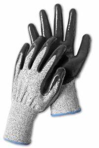 1-10-x-Schnittschutz-Handschuhe-schnittfeste-Arbeitshandschuhe-Schutzausruestung