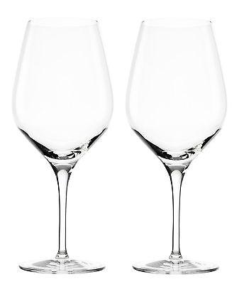 Puntuale Vetro Bordeaux Bordeaux Calice Exquisit Set 2 Pezzi Bicchieri Di Vino Di Glasxpert-