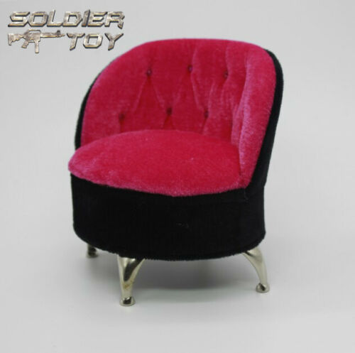 1//6 Scale Sofa Couch Chair Furniture Model Chaise Lounge Fit 12/'/' Figure Body