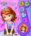 Sofia die Erste - Lass uns singen (2014, Gebundene Ausgabe)