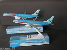 Thomson Airways B737-800 & B757-200 Premier Portfolio Push Fit Models  - New