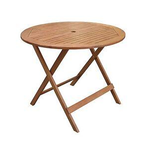 VILLACH-Gartentisch-Klapptisch-aus-FSC-Eukalyptus-90cm-rund-Balkontisch-Hartholz