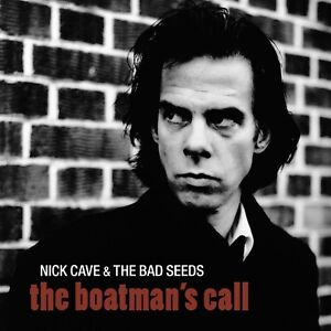 NICK & THE BAD SEEDS CAVE - THE BOATMAN'S CALL   VINYL LP + DOWNLOAD NEUF