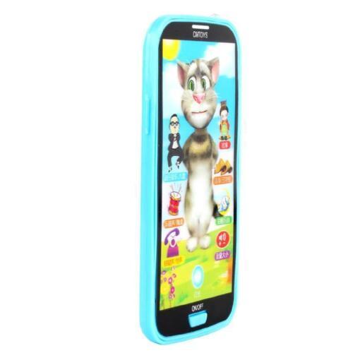 Kindersimulator Musik Handy Touchscreen Kinder pädagogisches Lernspielzeug