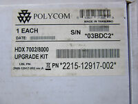 Polycom Hdx7002 Hdx8000 Circuit Board Up Grade Kit 2202-24007-001 Sealed