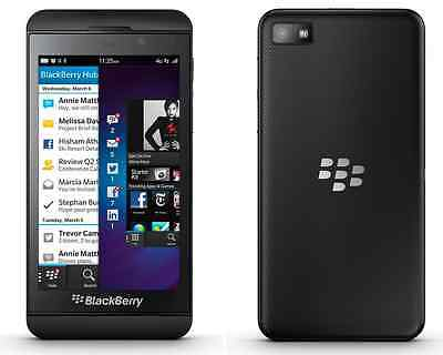 "New Imported Blackberry Z10 16GB 2GB 4.2"" 8MP 2MP Black Color"