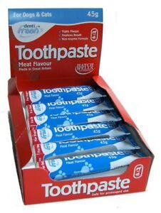 Dentifresh Dentifrice Pour Chiens Et Chats 45g (paquet De 12) 5024703004344