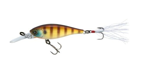 Yo-Zuri 3Db Shad Suspending 2 3//4 Inch Medium Diving Crankbait W 3D Prism Finish