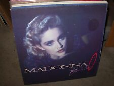 """MADONNA live to tell ( pop ) - 12"""" - POSTER -"""
