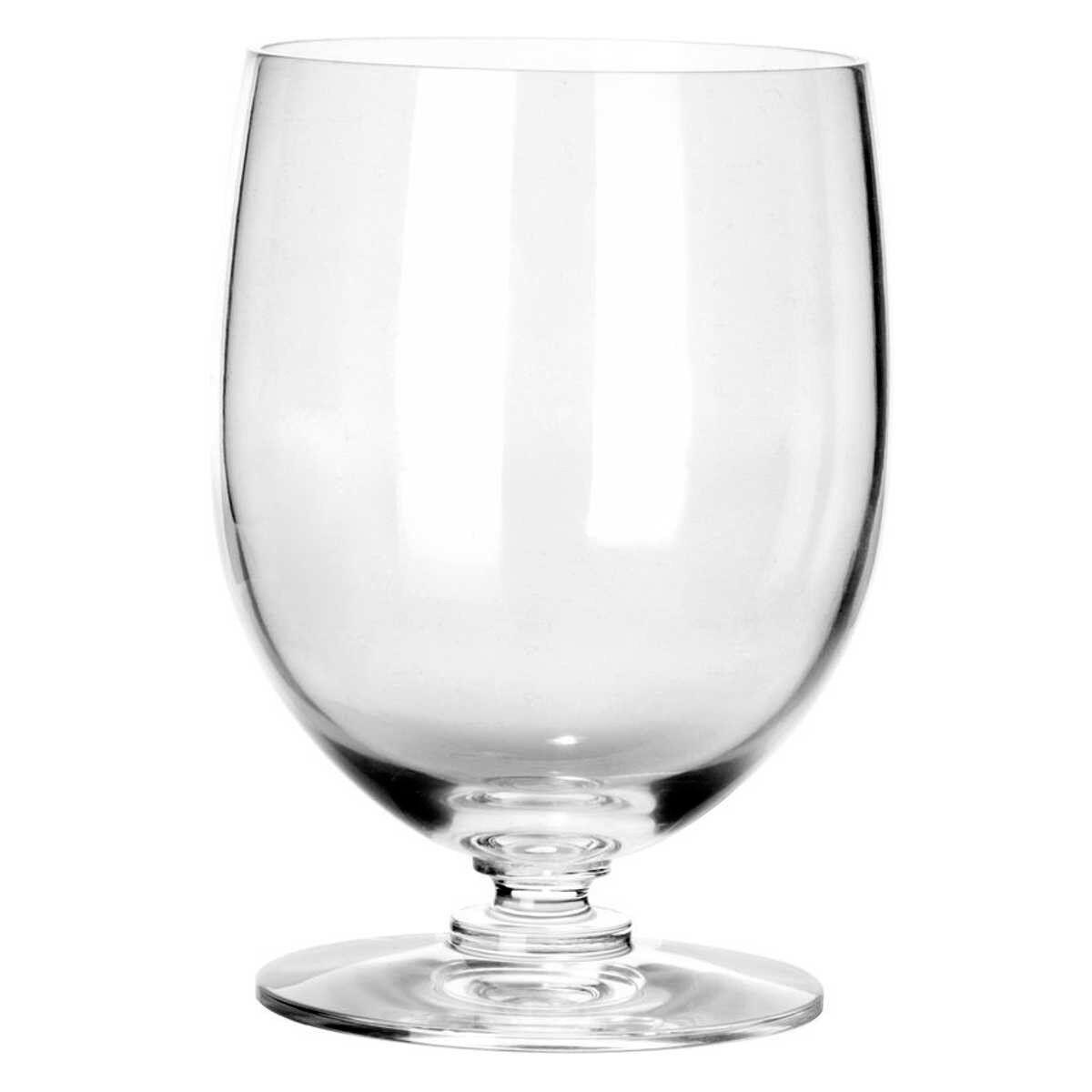 Alessi Dressed Marcel Wanders Design Vasos Agua cristal 6 unidades