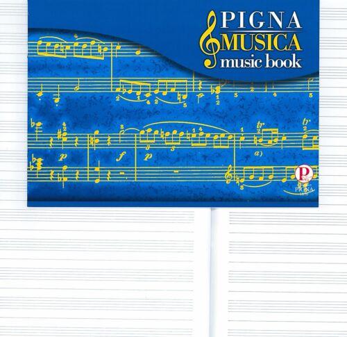 MUSIC ALBUM PENTAGARAMMA QUADERNO PENTAGRAMMATO MUSIC BOOK