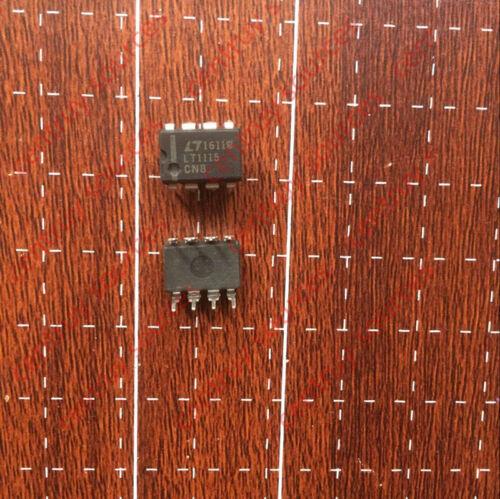 1PCS LT1115CN8 DIP8 Ultralow Noise,Low Distortion Audio Op Amp LT1115