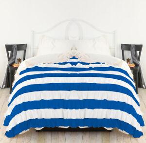 HOT PINK HALF RUFFLED DUVET COVER BED SKIRT 1000TC 100/% COTTON CHOOSE SIZE