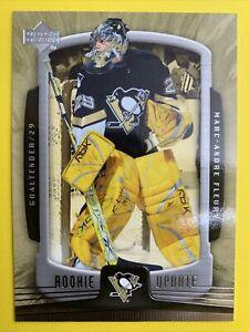 2005-06-Upper-Deck-Rookie-Update-Hockey-80-Marc-Andre-Fleury-Penguins