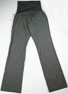 New-Women-039-s-Maternity-Grey-Pants-Liz-Lange-NWT-Sz-Size-XS-S-Work