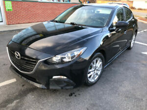 One owner, Lady driven, 2014 Mazda 3 Sport, ex cond, Automatic