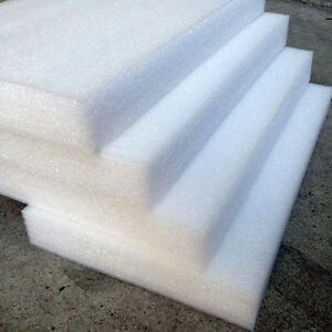 24x White Epe Pearl Foam Boards Diy Crafts Hobby Packing