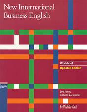 New International Business English Updated Edition Workbook, Alexander, Richard,