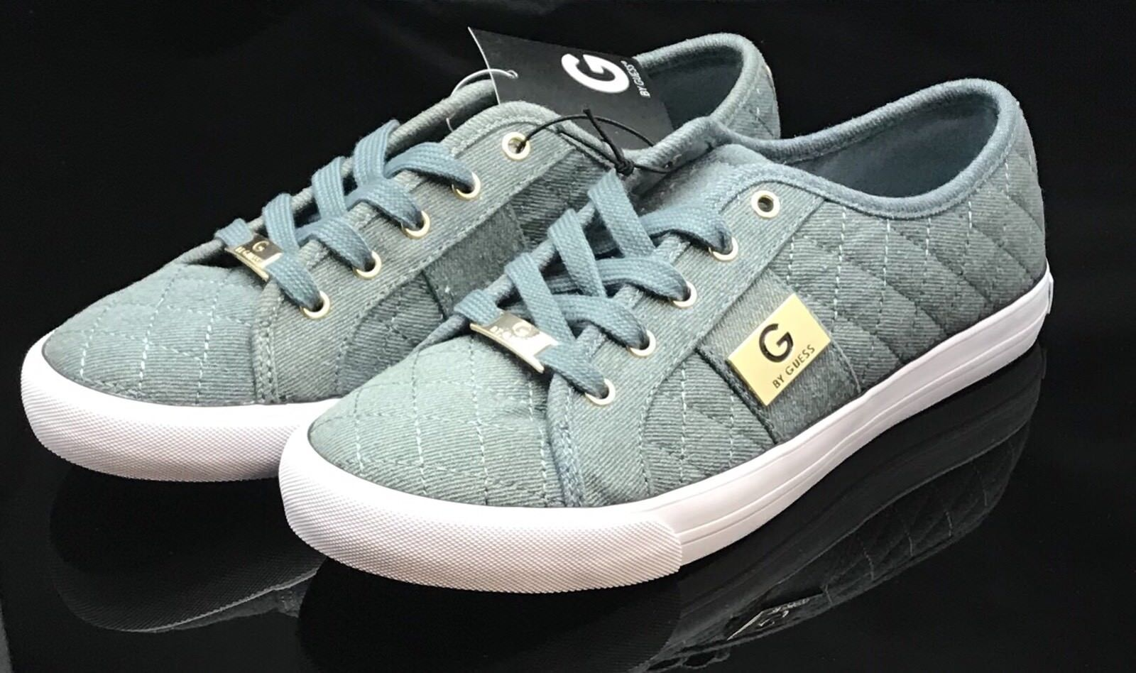 G by GUESS donna Oadie Teal 7.5 US scarpe