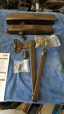 Lcn Door Closer Model 1450 Withcush Arm Slim Cover New Dark Bronze