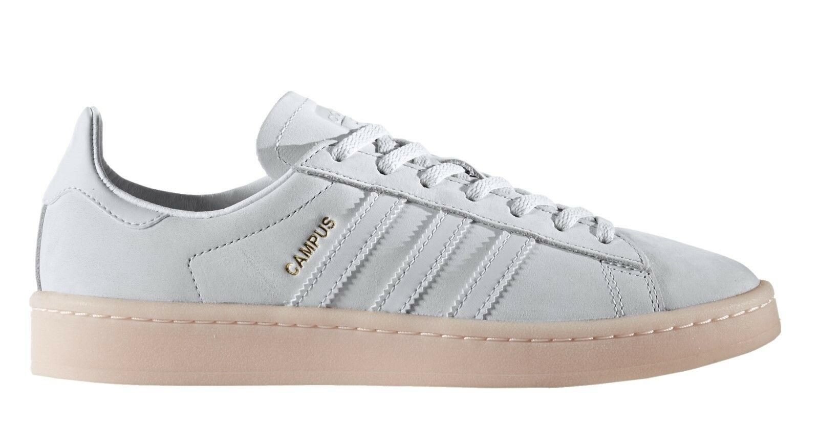 Adidas Frauen Originals Campus Schuh BY9839 Echtleder Originals Damenschuhe NEU NEU NEU 480e72