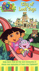 Dora the Explorer - City of Lost Toys (VHS, 2003)