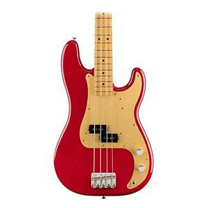 Fender-Vintera-039-50s-Precision-Bass-Maple-Fingerboard-Dakota-Red